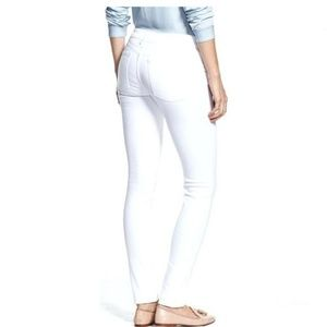 NWT Gloria Vanderbilt Amanda White Jeans 12P